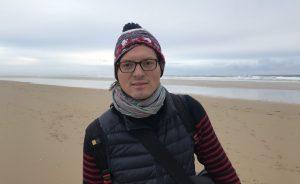 Sur les plages du Cap Ferret hors saison