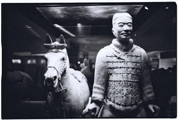 Immense patrimoine culturel à Xian