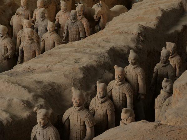 Portraits croisés à Xian