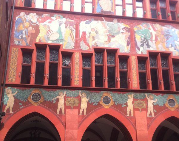 Le canton de Basel Ville