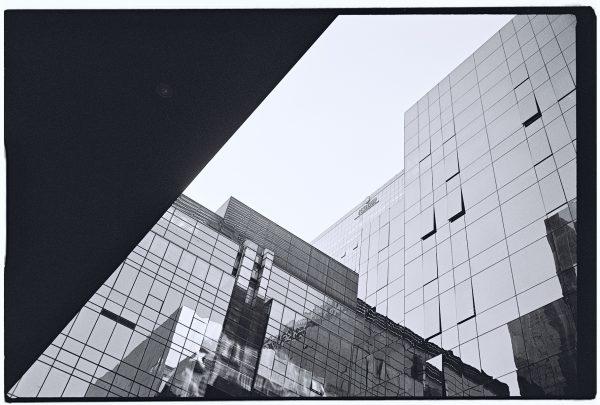 Lignes et perspectives, un peu de géométrie à Xian