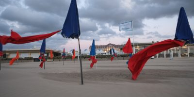 Deauville dans le Calvados