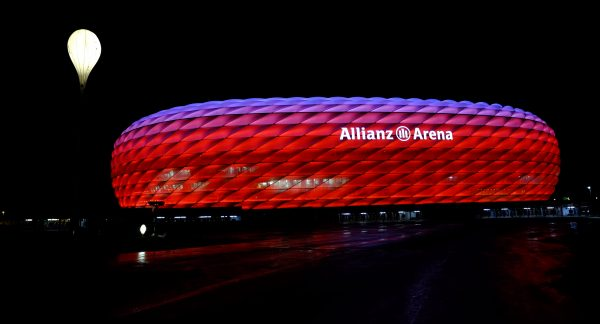L'un des plus grands stades de football d'Europe