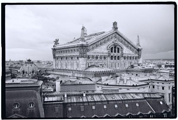 L'un des plus beaux bâtiments de Paris