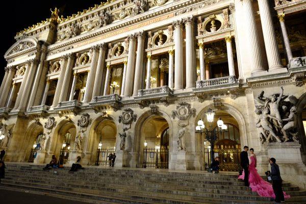 L'une des choses à voir et à faire à Paris