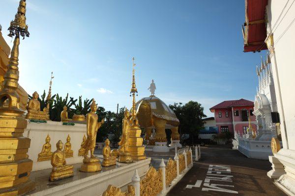 Luampang dans l'Est de la Thaïlande