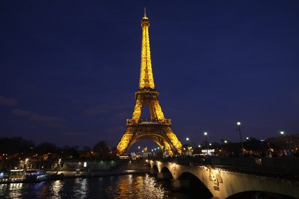 La Tour Eiffel dans le 7 ème arrondissement de Paris
