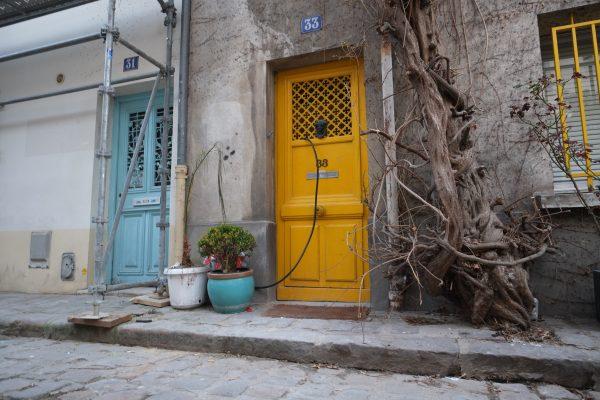 Dans le 14 ème arrondissement de Paris