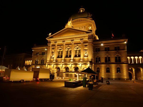 Berne l'un des 26 cantons suisses