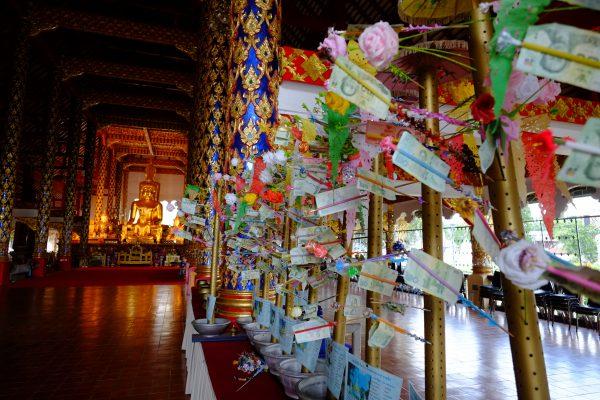 Chiang Maï l'une des plus belles villes de Thaïlande