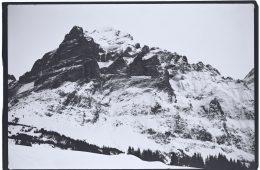 Grindelwald en Suisse dans le canton de Berne