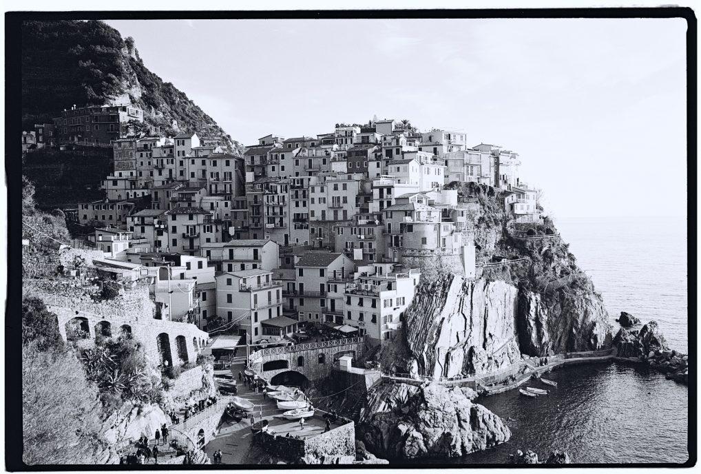 Manarola l'un des plus beaux jolis villages de Cinque Terre