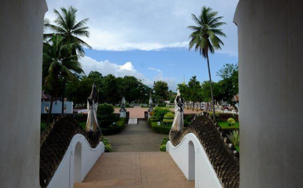 Nan l'une des plus belles villes de Thaïlande