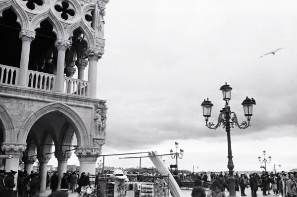 Un petit bout de la place Saint Marc
