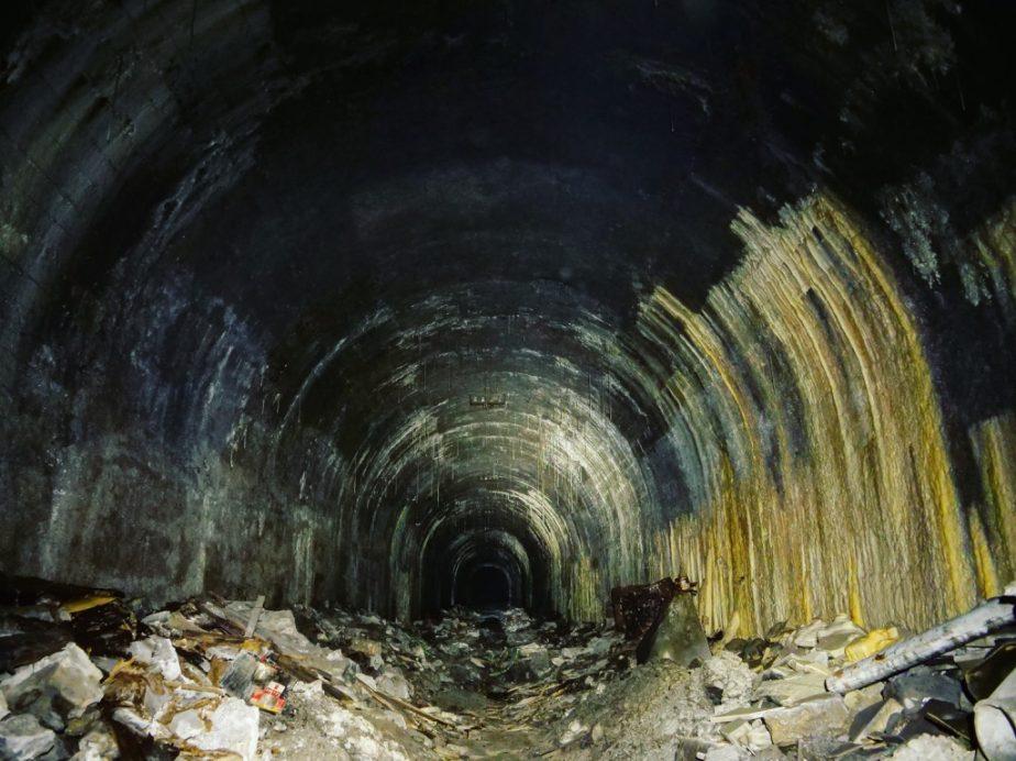 A la découverte des galeries souterraines de Gênes