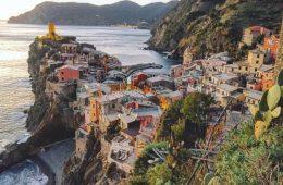 Vernazza, un village à voir absolument en Italie