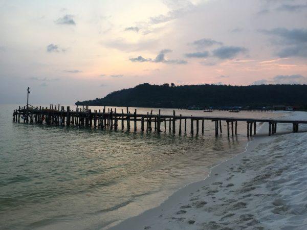 Notre conseil se rendre sur l'île de Koh Rong