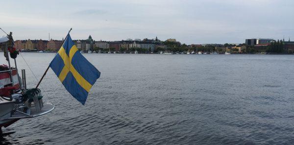 Sur les quais des Stockholm