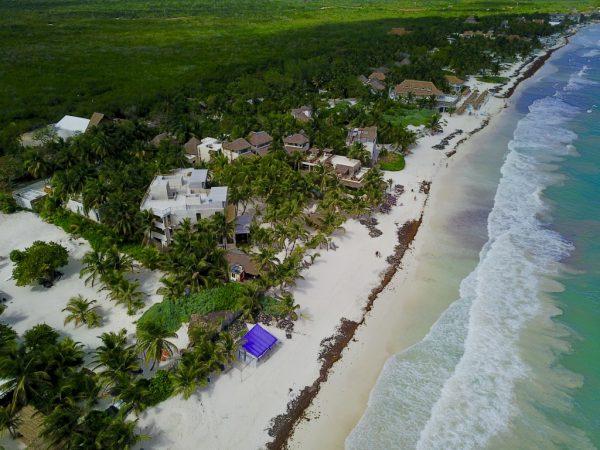 Escale au Yucatan, les plages, les mangroves et la mer