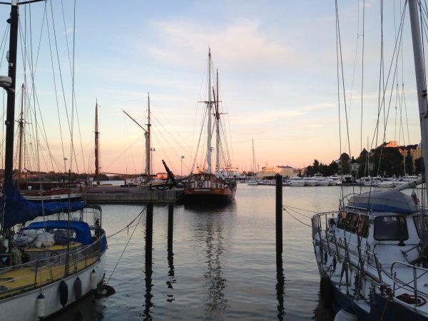 Helsinki la capitale de la Finlande
