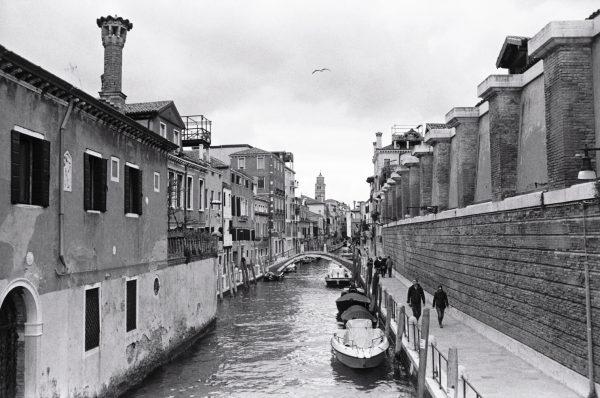 Giudecca, l'une des nombreuses îles de Venise
