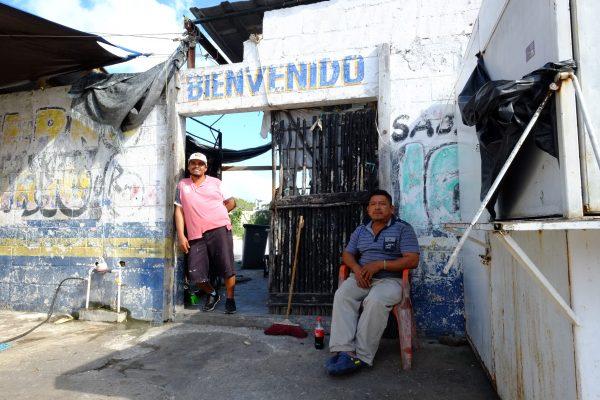 A la rencontre des mexicains au Quintana Roo