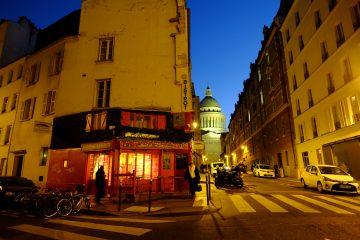 Balade dans le 5 ème arrondissement de Paris