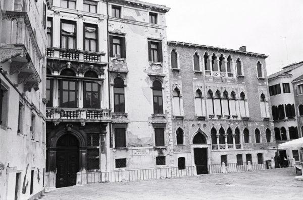 Une architecture inimitable c'est Venise
