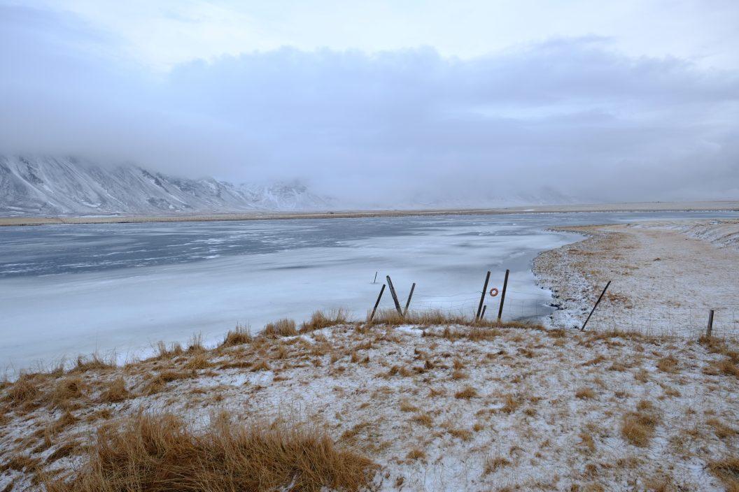 Les paysages de l'ouest islandais