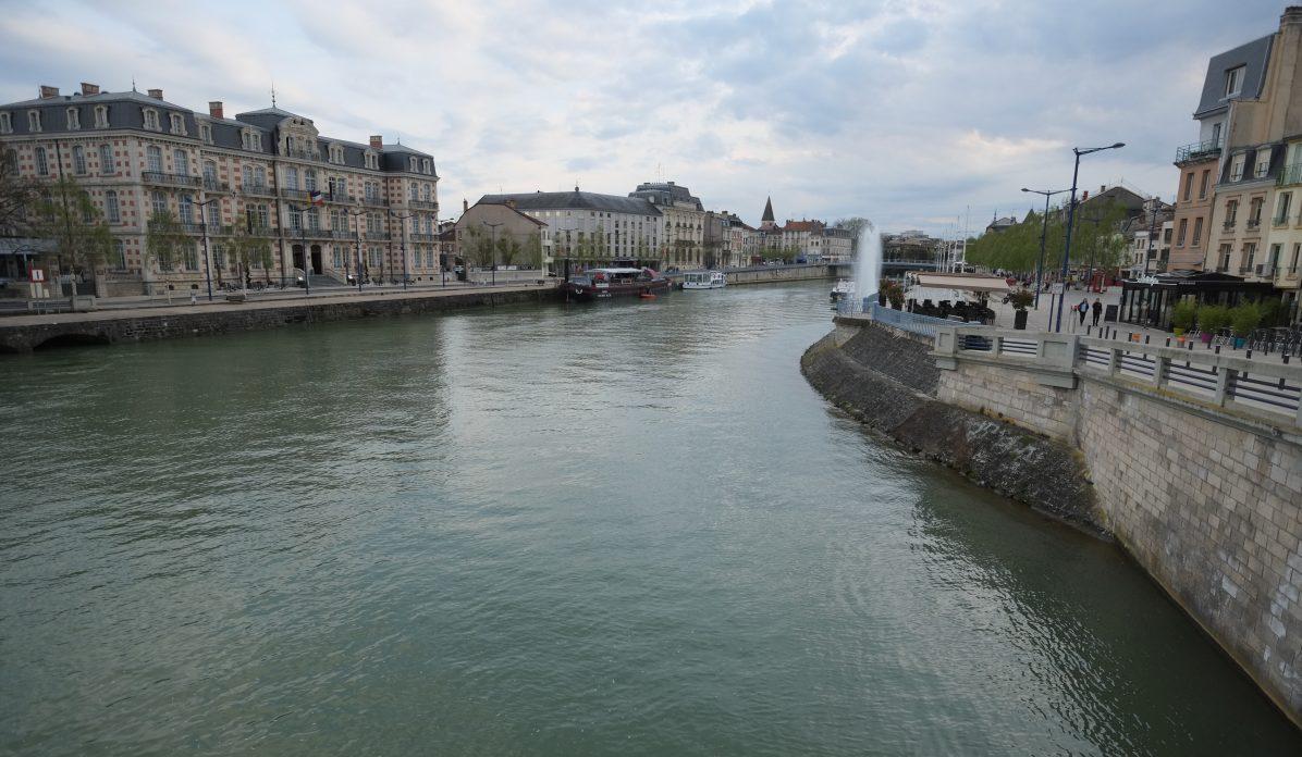 Verdun le chef lieu du département de la Meuse