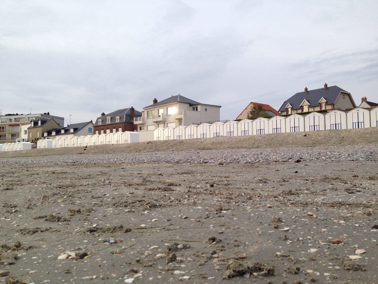 Les rivages du département de la Somme