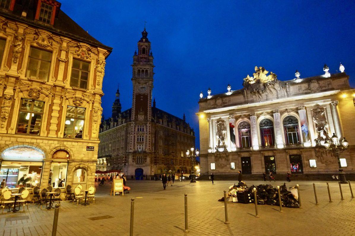 Lille une des plus grandes villes de France