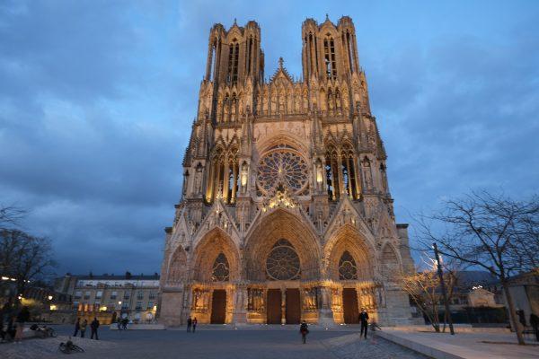 Reims le chef-lieu de la Marne