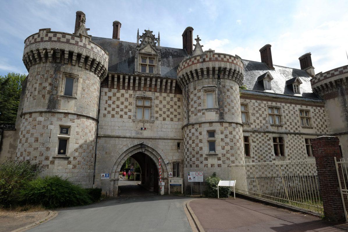 Dans le département de l'Eure et Loire (28)