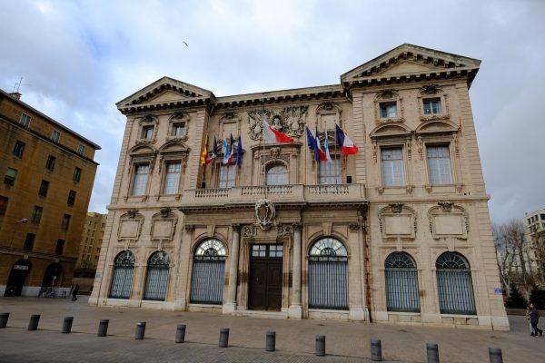 Les Bouches du Rhône le 13 ème département français