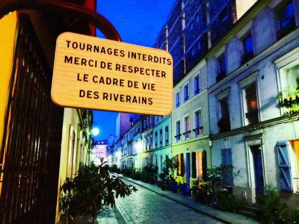 Les habitants de la Rue Crémieux sont en colère