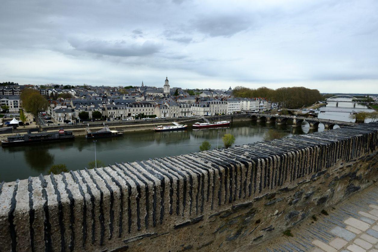 Le Maine et Loire dans l'Ouest de la France