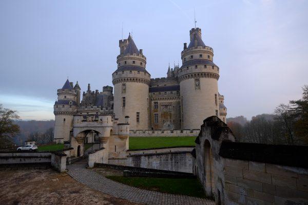 Le département de l'Oise compte énormément de châteaux