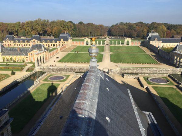 Vaux le Vicomte l'un des plus beaux château de France
