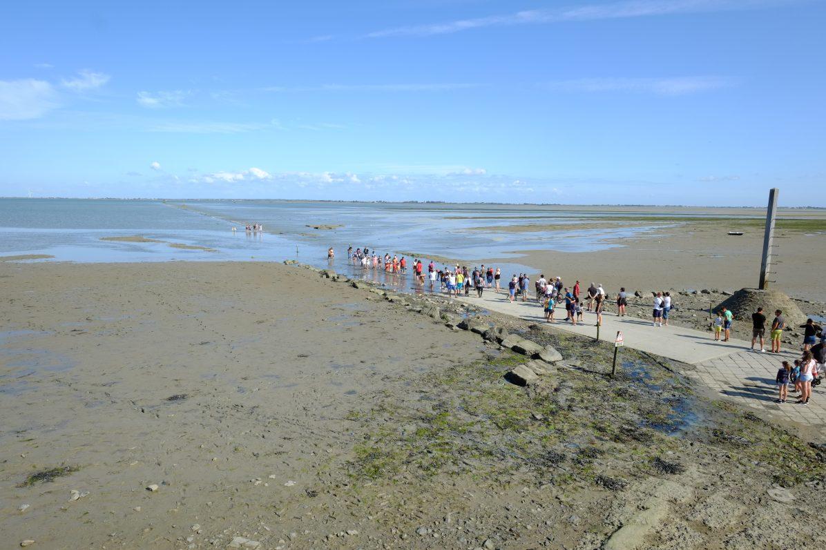 L'île de Noirmoutier en Vendée