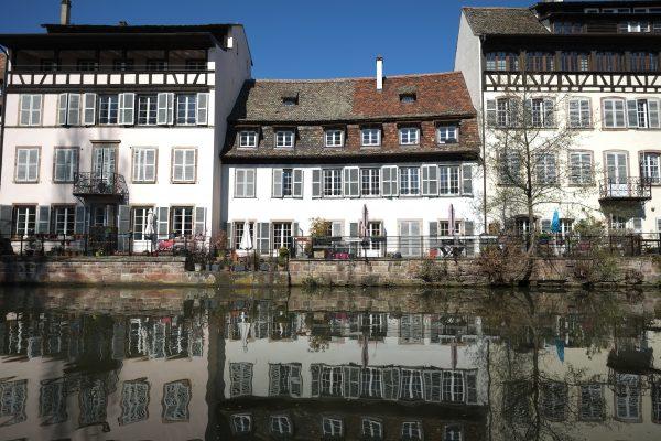 Strasbourg, le chef lieu du Bas Rhin et la capitale de l'Alsace
