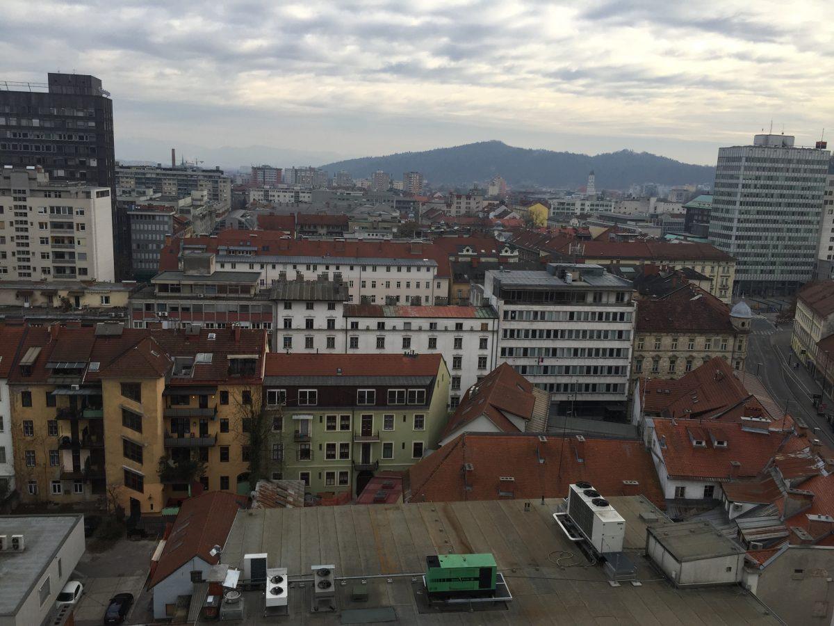 La Slovénie est l'un des pays les moins peuplés d'Europe