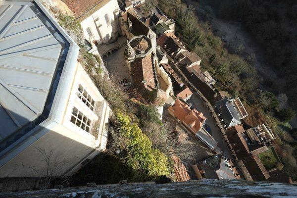 Le département du Lot et le très joli village de Rocamadour