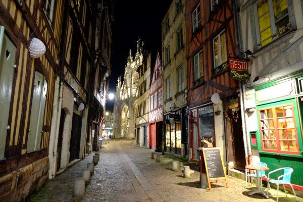 Rouen une très jolie ville Normande