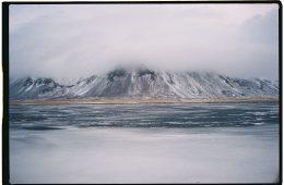 Un paysage islandais à couper le souffle
