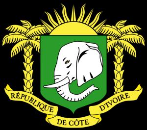 les armes de la Côte d'Ivoire