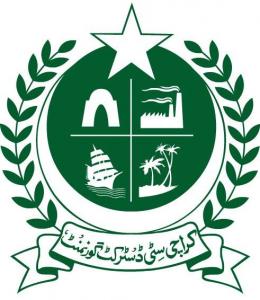 Le logo de la ville de Karachi