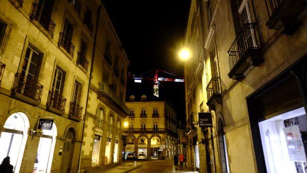 Dans les rues de Rennes