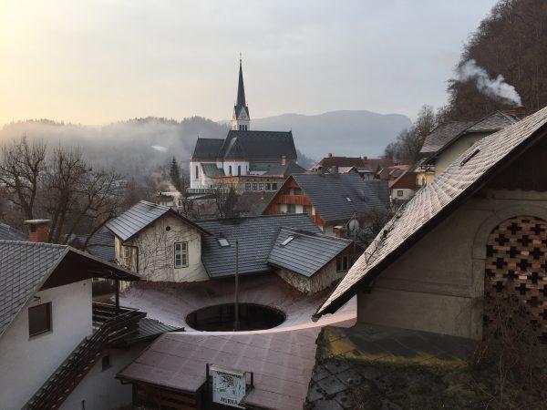 L'une des plus jolies villes de Slovénie, Bled a un charme fou
