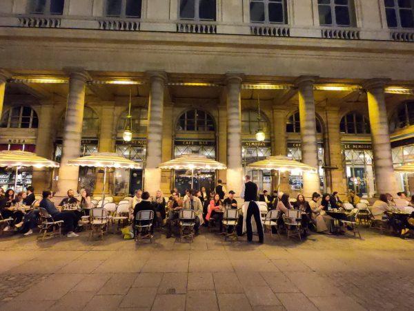Le Nemours l'un des meilleurs café à Paris
